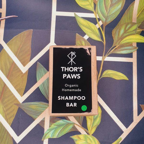Thor's Paws Luscious Lime Shampoo Bar 100g