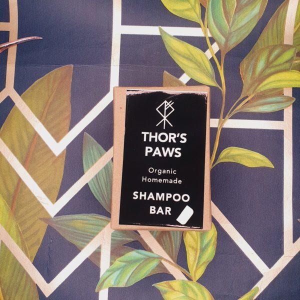 Thor's Paws Oat & Shea Shampoo Bar 100g