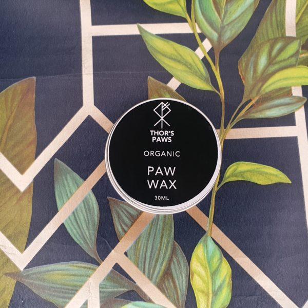 Thor's Paws – Organic Paw Wax 30ml Tin