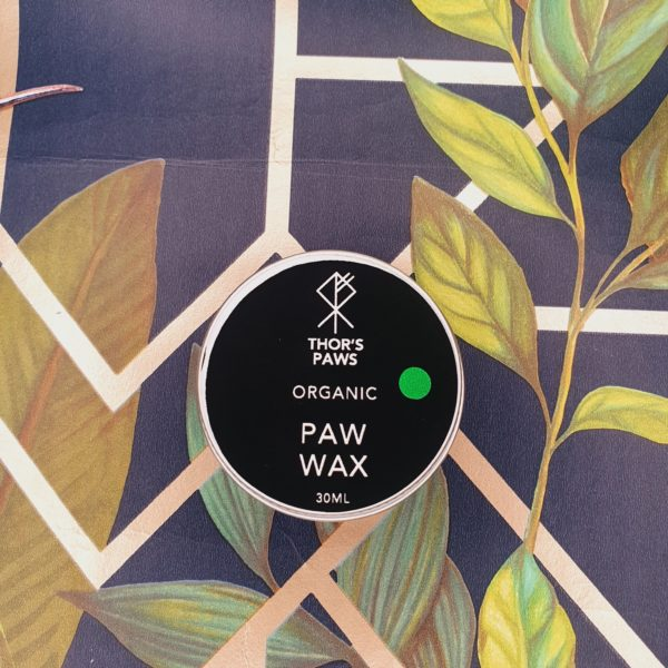 Thor's Paws – Organic Peppermint Paw Wax 30ml