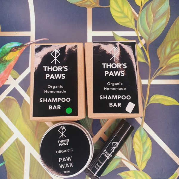 Thor's Paws – Wash 'n' Wax Bundle