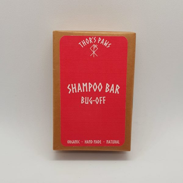 Citronella & Neem Bug-Off Shampoo Bar 100g