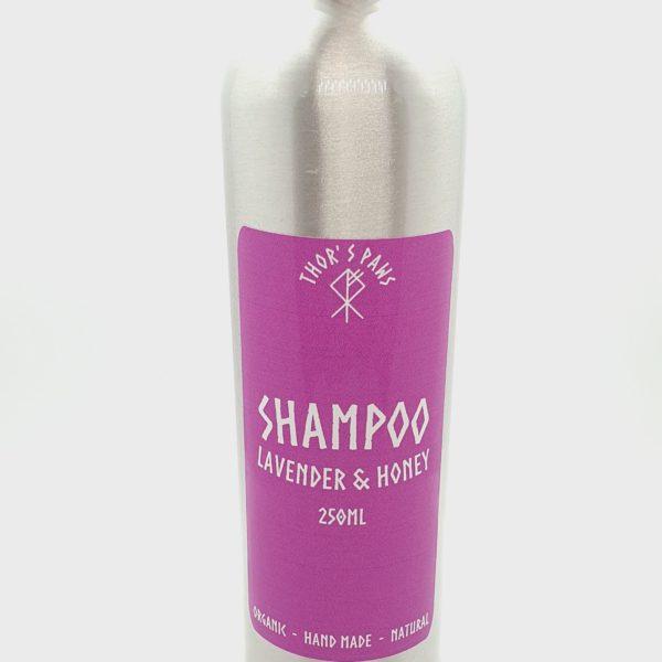 Thor's Paws Organic Lavender & Honey Shampoo
