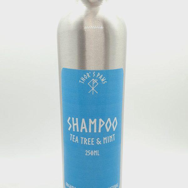 Thor's Paws Organic Tea Tree & Mint Shampoo