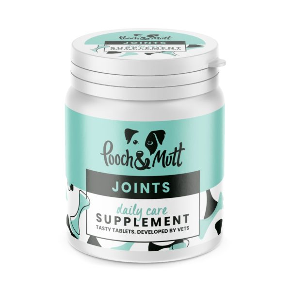 Pooch & Mutt Joints Daily Supplement 100tabs